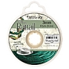 Rattail Cord 3mm 10 Yds With Re-useable Bobbin Dark hunter Green